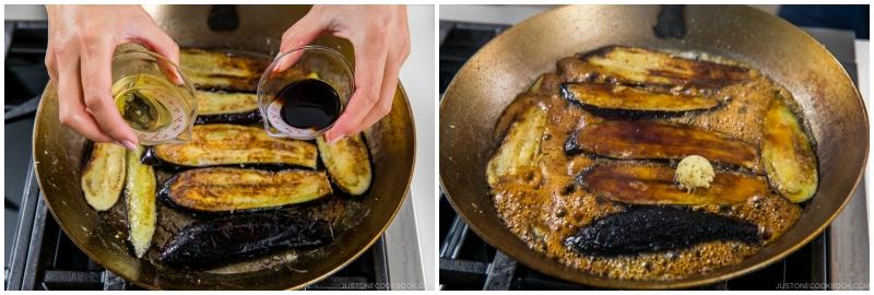 Soy Glazed Eggplant Donburi 9 NEW