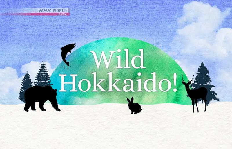 TV ad for Wild Hokkaido
