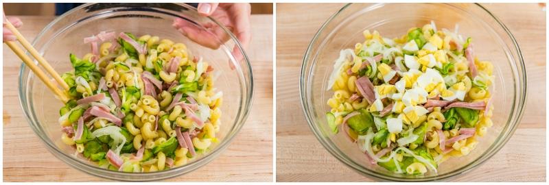 Japanese Macaroni Salad 14