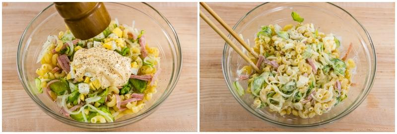 Japanese Macaroni Salad 16