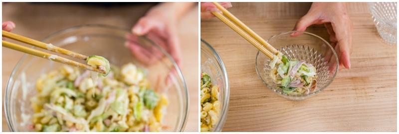 Japanese Macaroni Salad 17