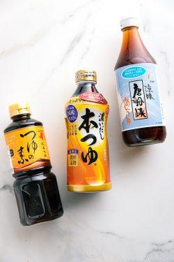 Mentsuyu / Tsuyu (Japanese Noodle Soup Base) | Easy Japanese Recipes at JustOneCookbook.com