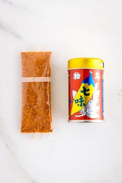 Japanese 7 Spice Shichimi Togarashi