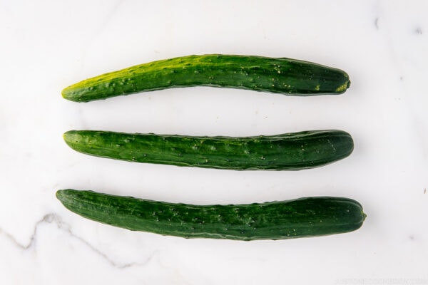 Japanese Cucumbers | Easy Japanese Recipes at JustOneCookbook.com