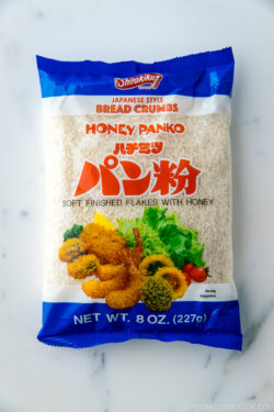 Japanese Honey Panko Bread Crumbs | Easy Japanese Recipes at JustOneCookbook.com
