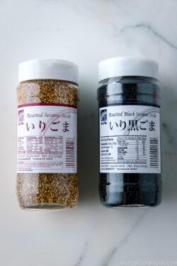 White and Black Sesame Seeds | Easy Japanese Recipes at JustOneCookbook.com