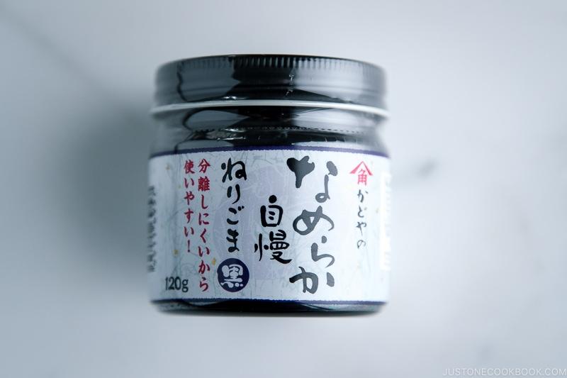 Black Sesame Paste | Easy Japanese Recipes at JustOneCookbook.com