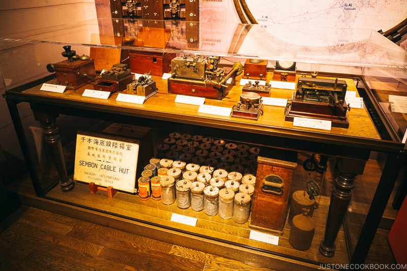 old electric telegraph machines