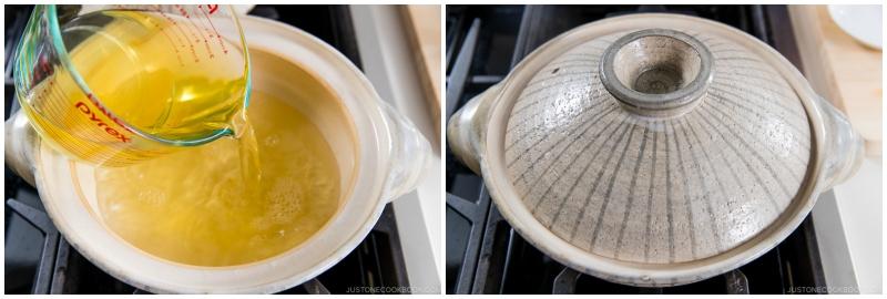 Nameko Mushroom Miso Soup 1
