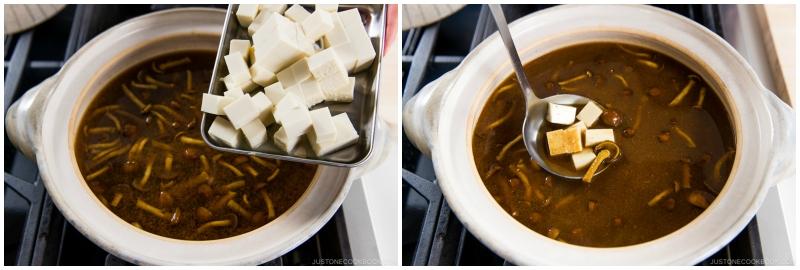 Nameko Mushroom Miso Soup 6