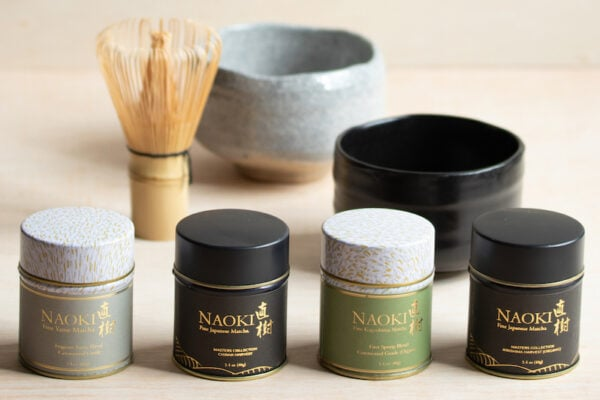 Premium collection of Kyushi Matcha from Noaki Matcha. Includes ceremonial matcha, yame and Harvest collection