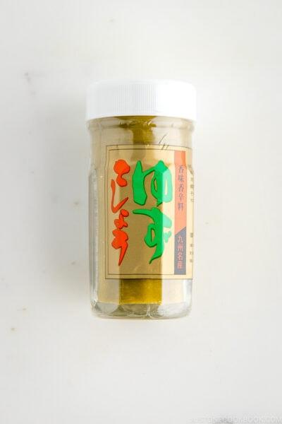 Yuzu Kosho   Easy Japanese Recipes at JustOneCookbook.com