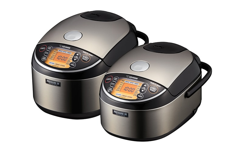 Zojirushi Pressure Induction Heating Rice Cooker & GABA Rice Giveaway (US & Canada only)
