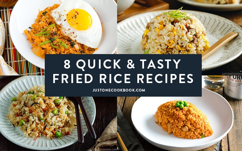 8 Fried Rice Recipes for Easy Weeknight Meals