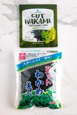 Cut Wakame Seaweed