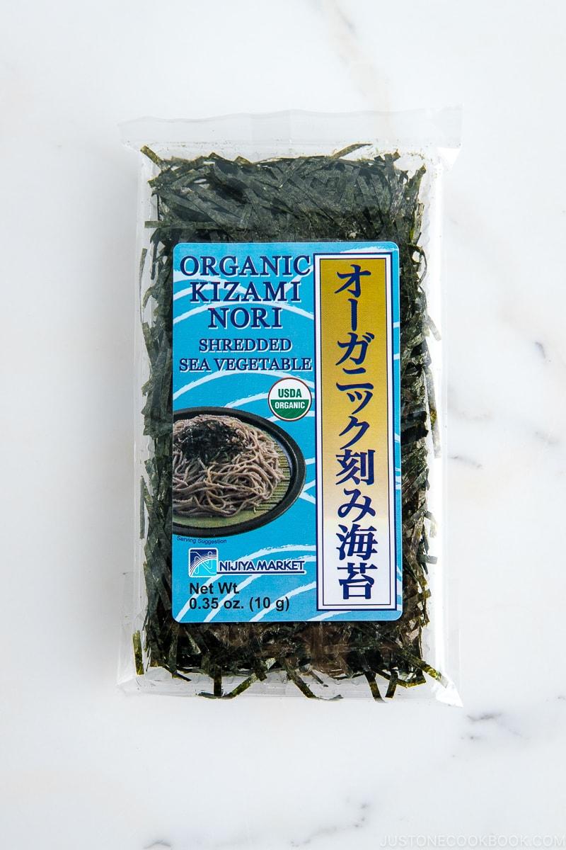 Kizami Nori (Shredded Nori Seaweed)