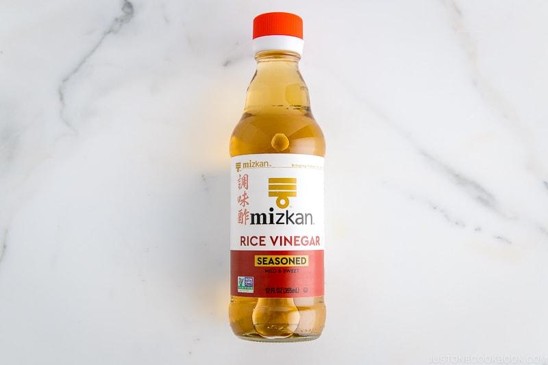 seasoned rice vinegar for sushi