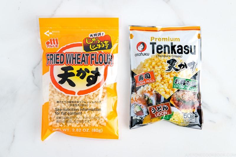 Tenkasu (Tempura Crisps)