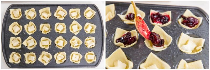Cranberry Brie Bites 10
