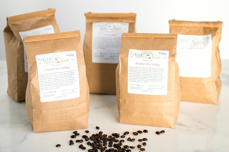HelioRoast Coffee Beans Giveaway (US Only)