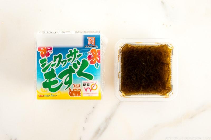 Mozuku Seaweed