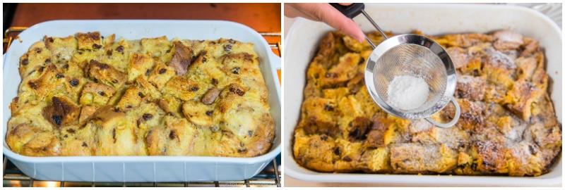Panettone Bread Pudding 10