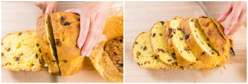 Panettone Bread Pudding 5