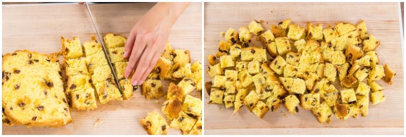 Panettone Bread Pudding 6