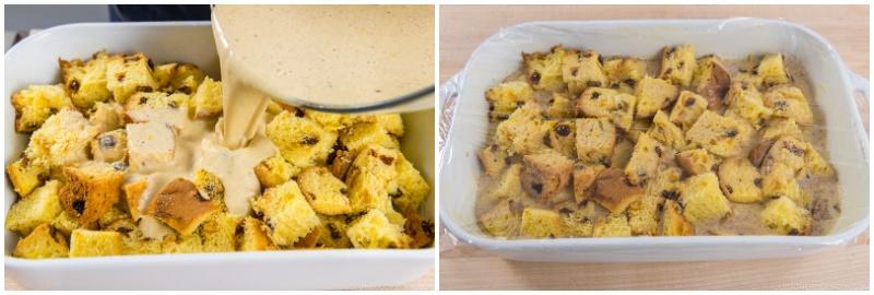 Panettone Bread Pudding 8