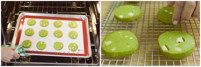 Matcha Cookies 13