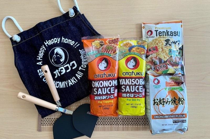 Otafuku Foods Gift Set Giveaway (US Only)