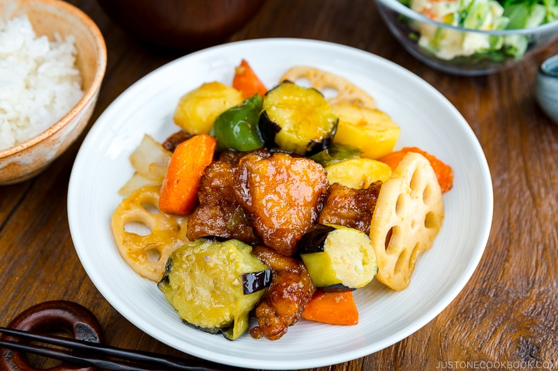 Ootoya S Sweet And Sour Chicken Just One Cookbook