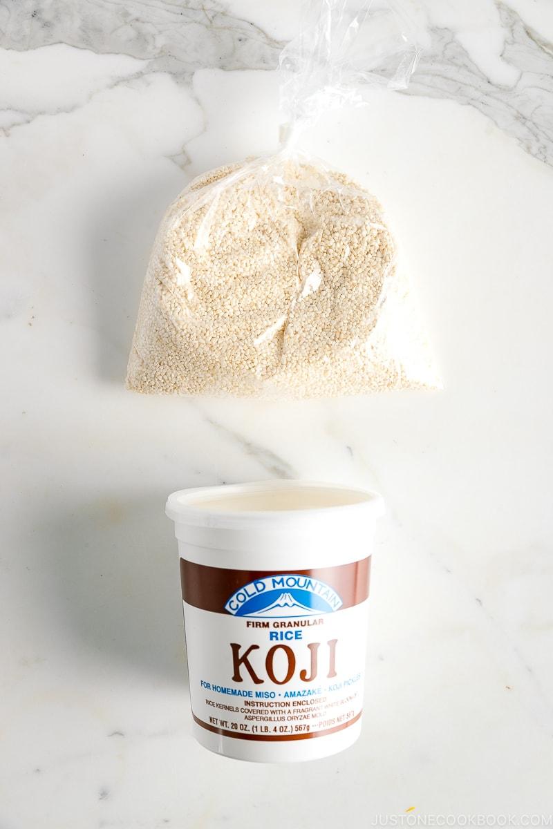 Rice Koji
