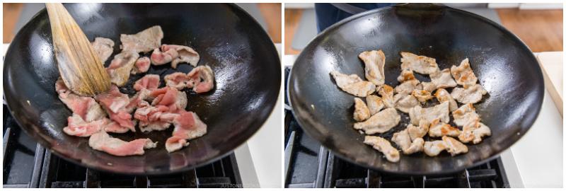 Twice Cooked Pork 10