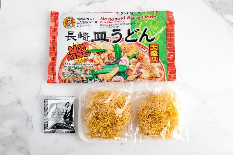 Yamachan Nagasaki Sara Udon