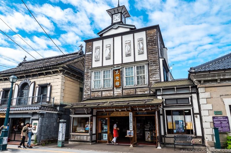 kombu specialty shop Rishiriya Minoya