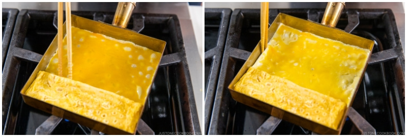 Japanese Sweet Rolled Omelet 12