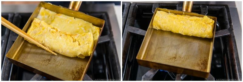 Japanese Sweet Rolled Omelet 13