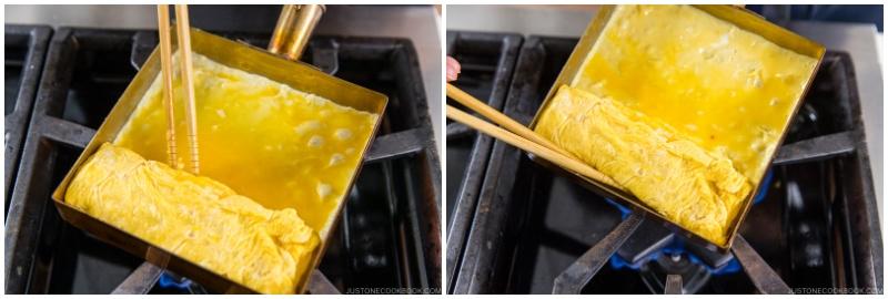 Japanese Sweet Rolled Omelet 15