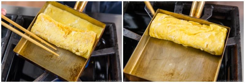 Japanese Sweet Rolled Omelet 16