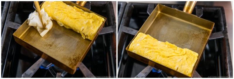 Japanese Sweet Rolled Omelet 17