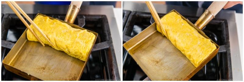 Japanese Sweet Rolled Omelet 20