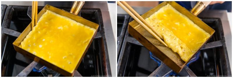 Japanese Sweet Rolled Omelet 8