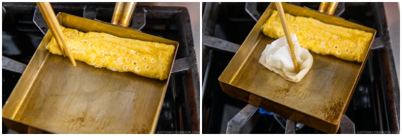 Japanese Sweet Rolled Omelet 9