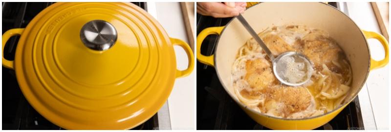 Bone-In Chicken Curry 12