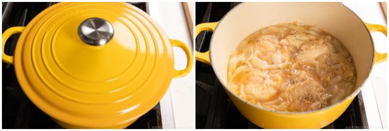 Bone-In Chicken Curry 13