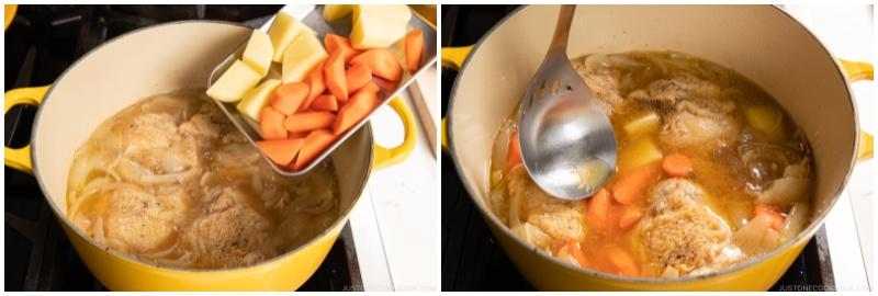 Bone-In Chicken Curry 14