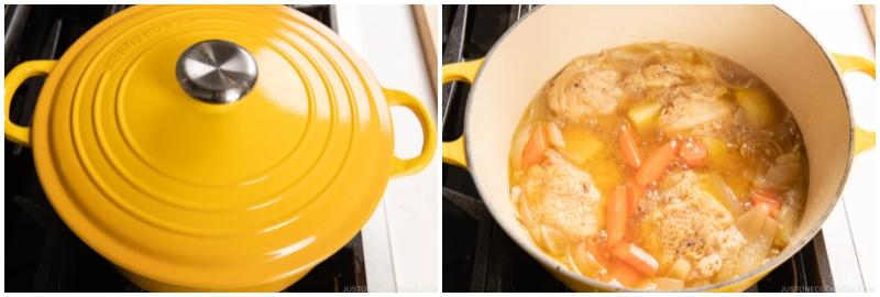 Bone-In Chicken Curry 15