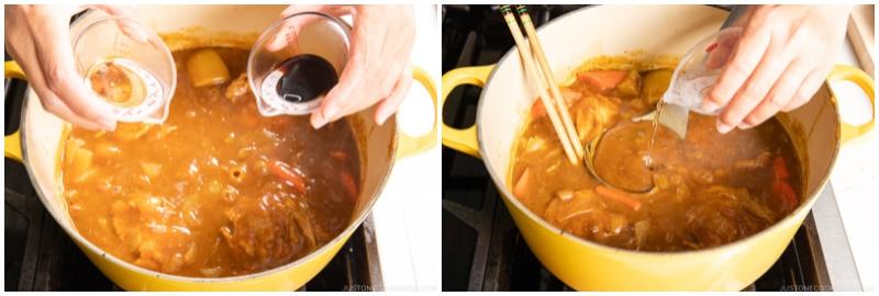 Bone-In Chicken Curry 17