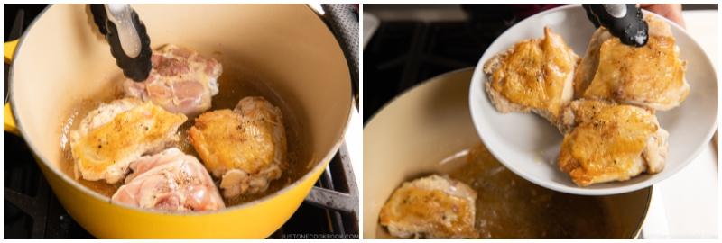 Bone-In Chicken Curry 7